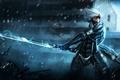 Картинка cyborg, Metal Gear Rising: Revengeance, Metal Gear, mgr, raiden