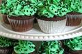 Картинка Green, Chocolate, Cupcake, Mint, Mint Cupcake
