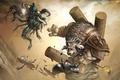 Картинка starcraft, Warcraft, diablo, crusader, Heroes of the Storm, zeratul, bloodhoof