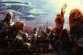 Картинка alien, army, Invasion