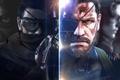 Картинка Big Boss, Metal Gear Solid V: The Phantom Pain, Ocelot, Kazuhira Miller, Punished Snake