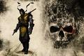 Картинка Games, Mortal Kombat, Scorpion, Honnoror