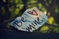 Картинка текст, надпись, сердце, записка, сердечко