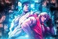 Картинка игра, арт, Street Fighter