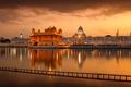 Картинка Индия, Амритсар, Золотой храм, Хармандир-Сахиб, Пенджаб
