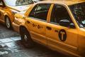Картинка такси, USA, желтое, New York, NYC, Taxi, CAR