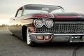 Картинка фары, Cadillac, 1960, передок