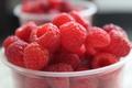 Картинка природа, стакан, ягоды, малина