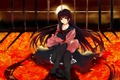 Картинка взгляд, девушка, форма, школьница, kanoe yuuko, tasogare otome x amnesia, сумеречная дева и амнезия.