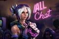 Картинка девушка, арт, Arcade Riven, ptcrow