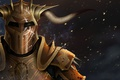Картинка Hurlock vanguard, Darkspawn, dragon age, Dragon Age: Origins, шлем