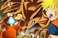 Картинка game, Naruto, fox, anime, fight, ninja, manga