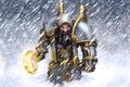Картинка молот, гном, WoW, World of Warcraft
