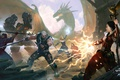Картинка посох, the witcher, Letho of Gulet, Kingslayer, Letho, маг, The Witcher Battle Arena