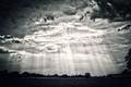 Картинка небо, лучи, фотограф, photography, photographer, Björn Wunderlich