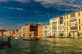 Картинка Италия, Венеция, большой канал