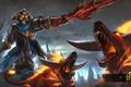 Картинка hon, art, Heroes of Newerth, War Beast, Shock Troop War