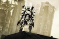 Картинка armor, Vanquish, helmet, Sam Gideon, Platinum Games, Sega, Shinji Mikami