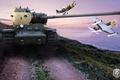 Картинка танк, USSR, СССР, танки, WoT, Мир танков, tank