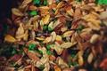 Картинка осень, листья, желтые