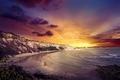 Картинка море, пейзаж, берег, Бразилия