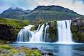 Картинка вода, Водопад