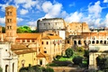 Картинка дома, Рим, Италия, развалины, архитектура, амфитеатр, Ancient Rome