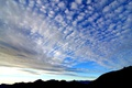 Картинка облака, горы, горизонт, небо