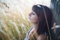Картинка девушка, лето, портрет